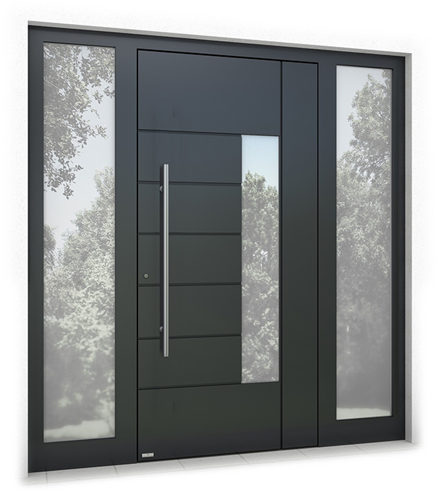 Rk Aluminium Entre Front Doors Amazing Value Cms Doors