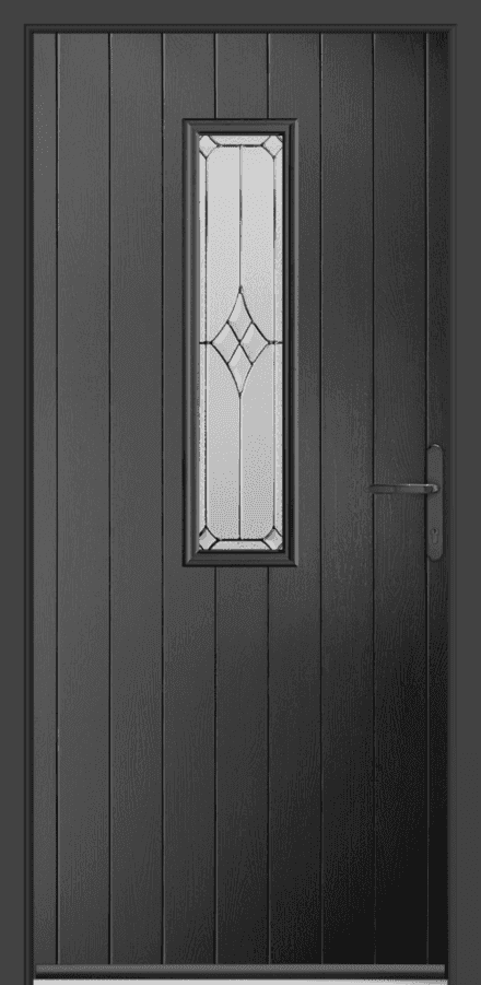 Cms Doors Endurance Country Range Of Composite Front Doors