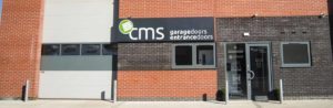CMS Doors showroom exterior