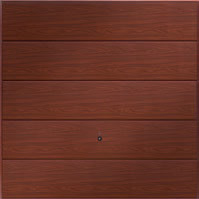 Hormann-up-&-over-Horizontal-Decograin-Rosewood