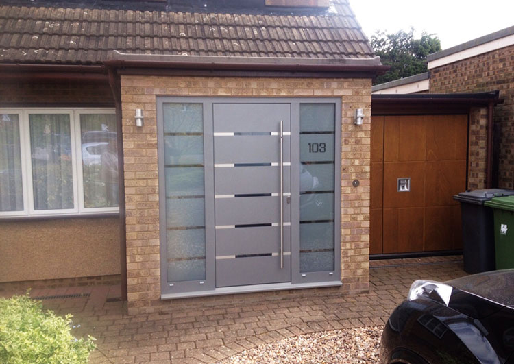 Sidelights for rk front doors cms front doors leicester for Side doors for houses