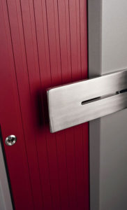 Multilevel 502 door handle