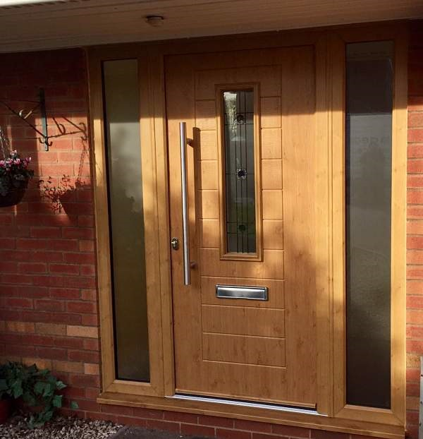 Endurance Doors Alto Irish Oak