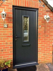 Endurance Doors - Lingmoor - Anthracite Grey