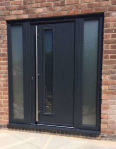 Endurance Doors - Bleaklow - Anthracite Grey