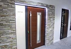 Door showroom Leicester