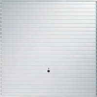 Style 2002 Horizontal garage door