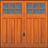 Style 2122 Middleton garage door