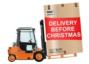 Order now for Christmas delivery of front doors
