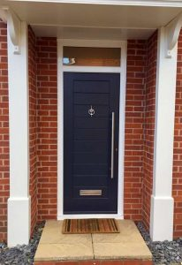 Endurance Doors - Mayon - Anthracite Grey