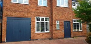 Ryterna SHD with Endurance Front door - Anthracite Grey