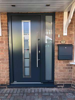 Hormann ThermoPro TPS750 - Anthracite grey